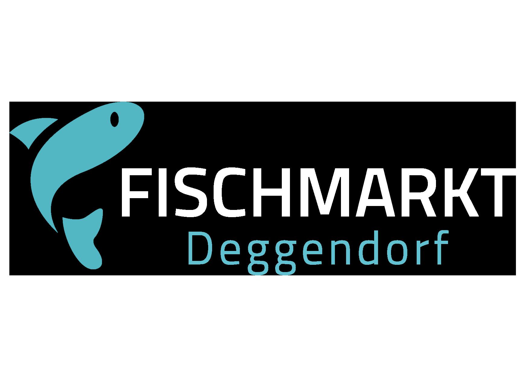 Fischmarkt Deggendorf Logo | Werbeagentur Roland C. Ritter