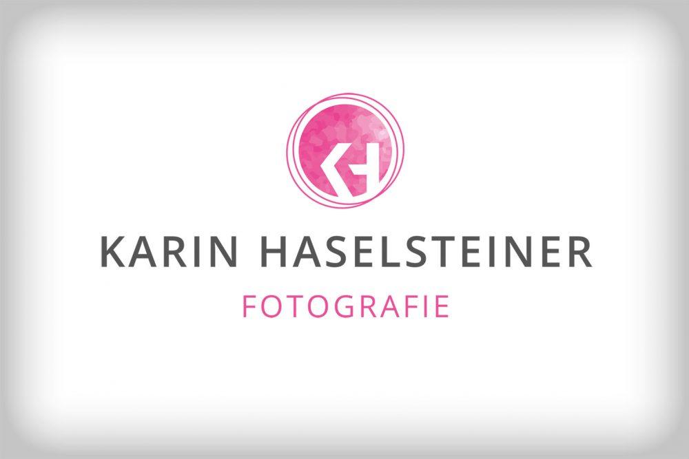 Karin Haselsteiner | Leistung Logo