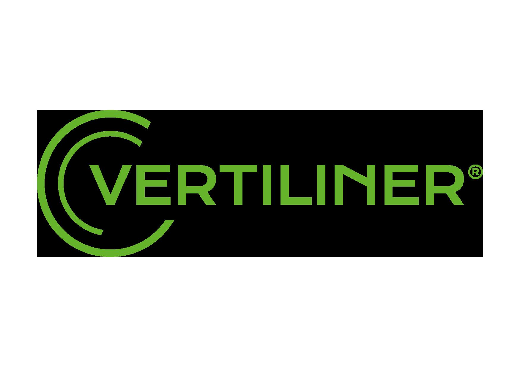 Vertiliner Logo grün | Werbeagentur Roland C. Ritter
