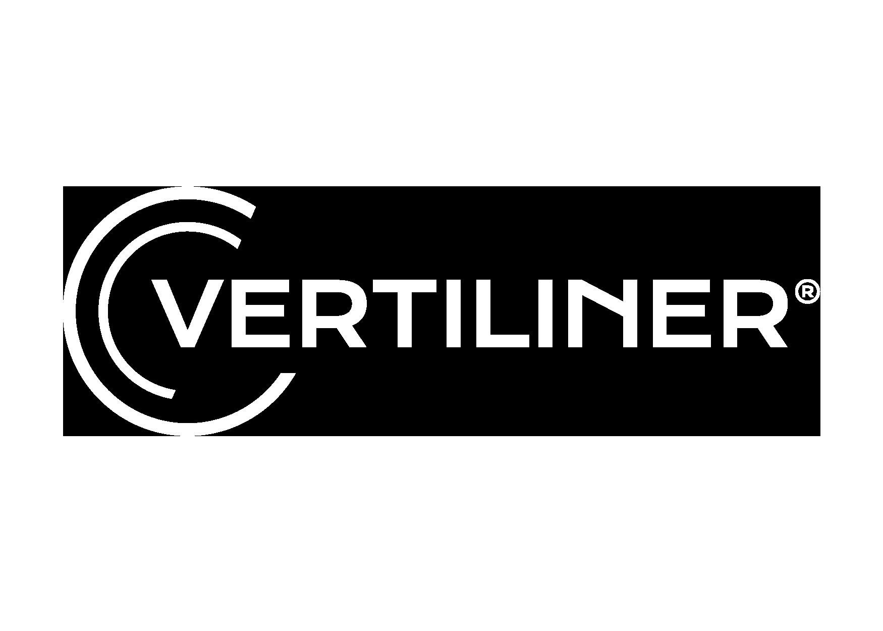 Vertiliner Logo weiß | Werbeagentur Roland C. Ritter