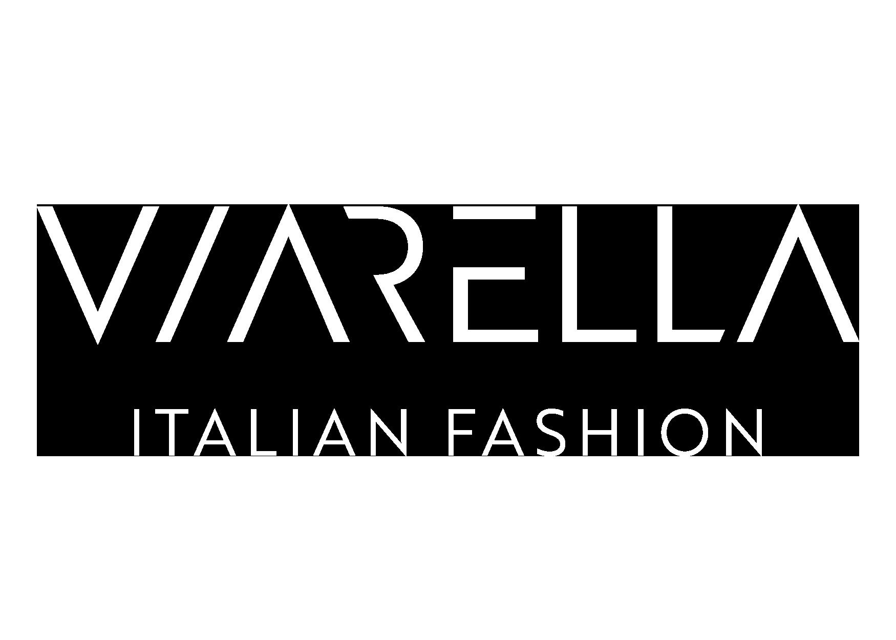 Viarella Logo weiß | Werbeagentur Roland C. Ritter