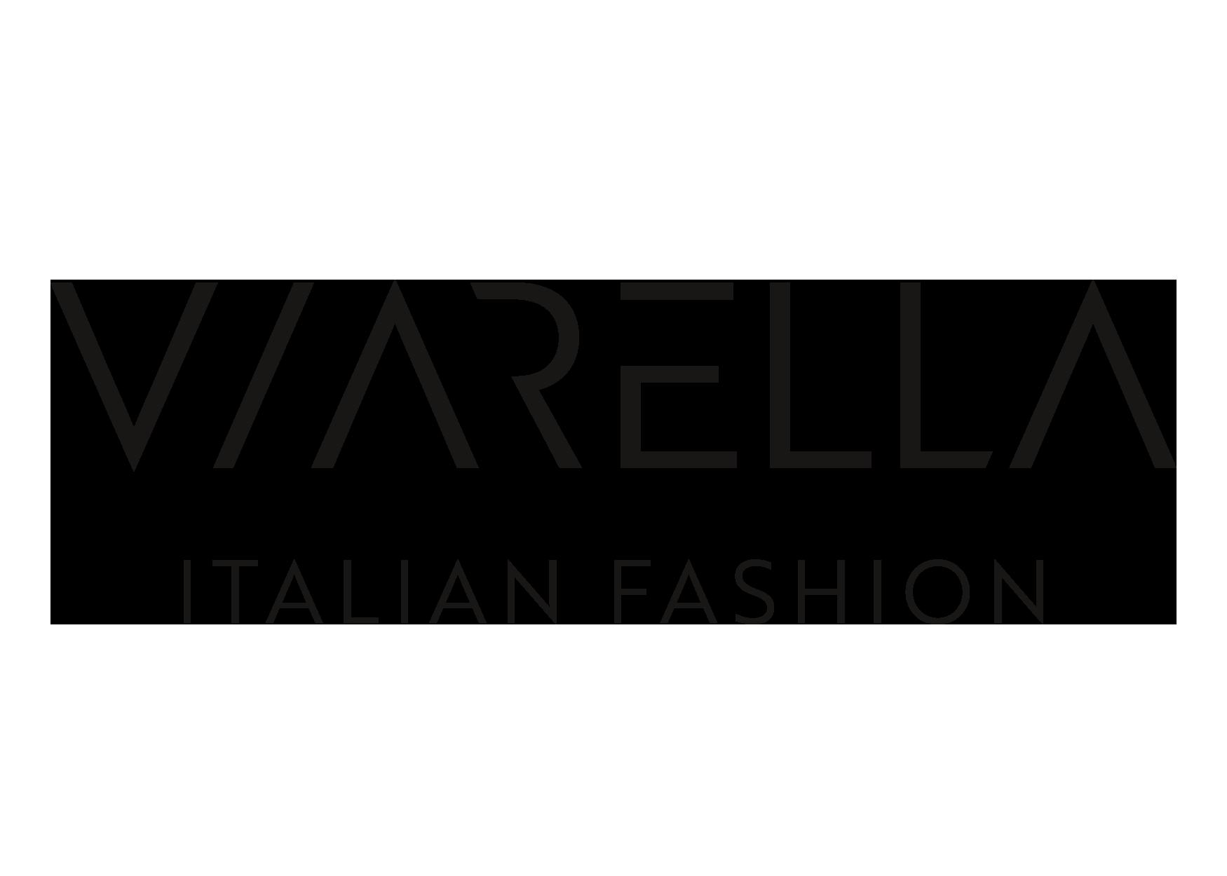 Viarella Logo schwarz | Werbeagentur Roland C. Ritter