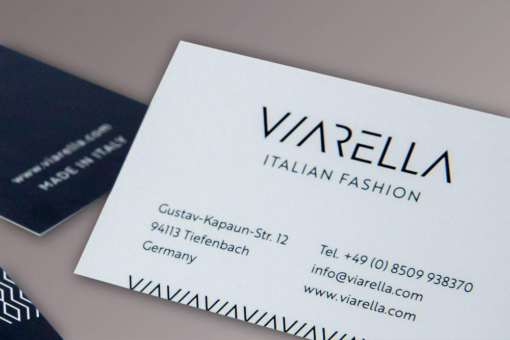 Viarella | Leistung Geschäftsausstattung