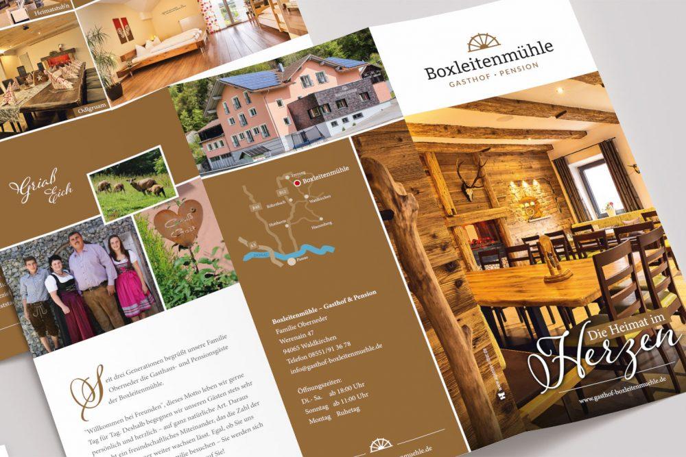 Boyleitenmühle | Referenz Agentur Ritter