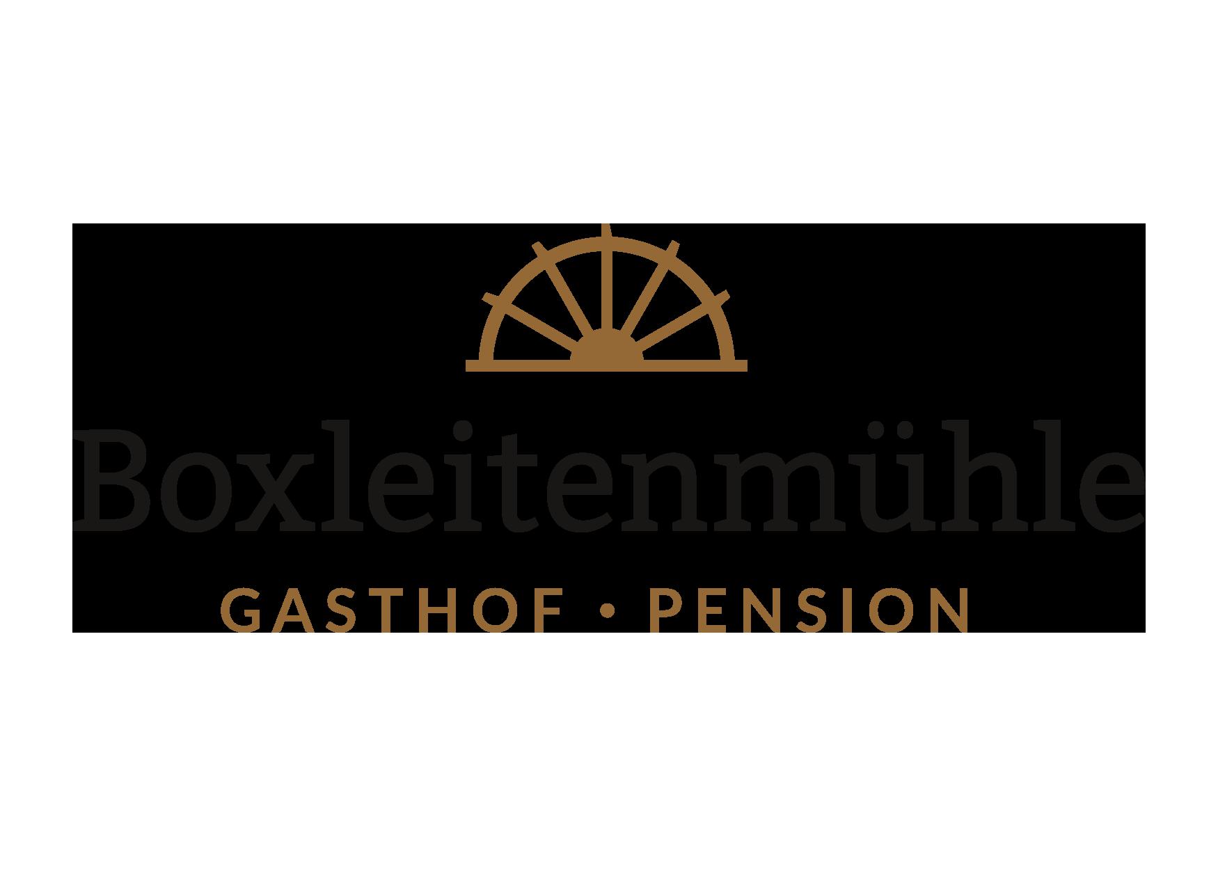 Boxleitenmühle Logo | Werbeagentur Roland C. Ritter