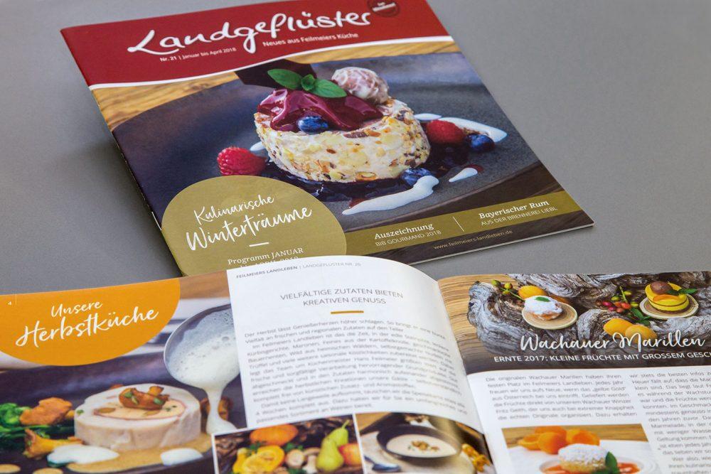 Feilmeiers Landleben Restaurant | Referenz