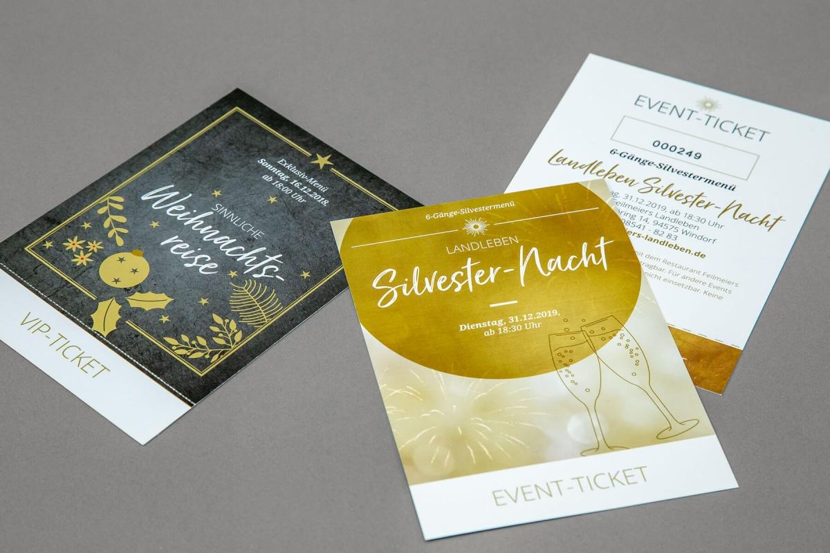 Specials Feilmeiers Landleben Eintrittskarten | Roland C. Ritter