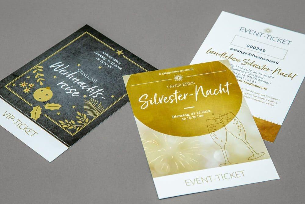Specials Feilmeiers Landleben Eintrittskarten | Agentur Ritter