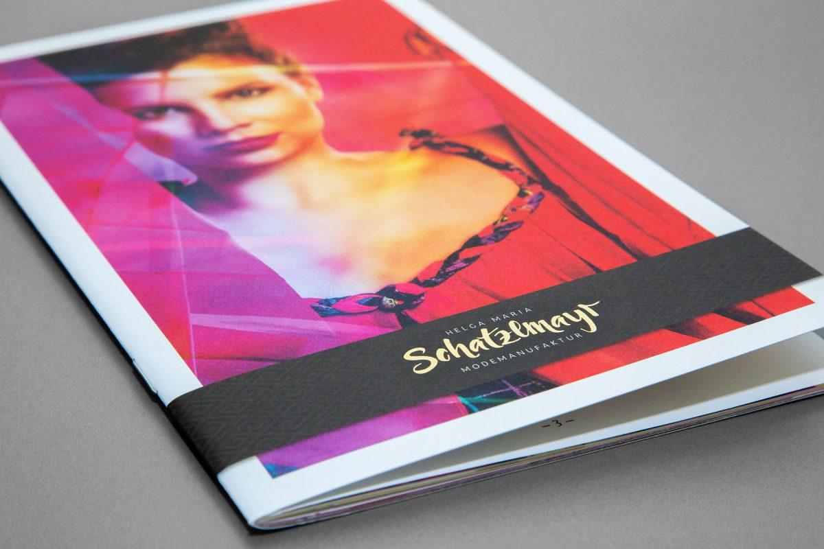 Schatzlmayr Broschüre | Werbeagentur Roland C. Ritter