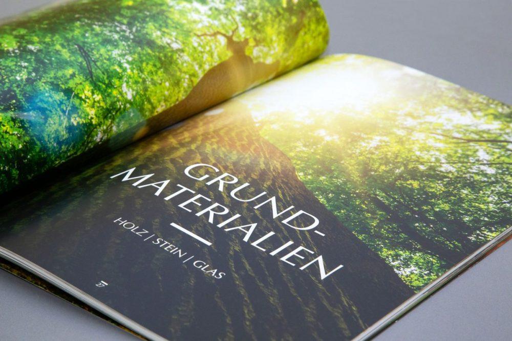 Waldbauer | Leistung Printdesign und Text