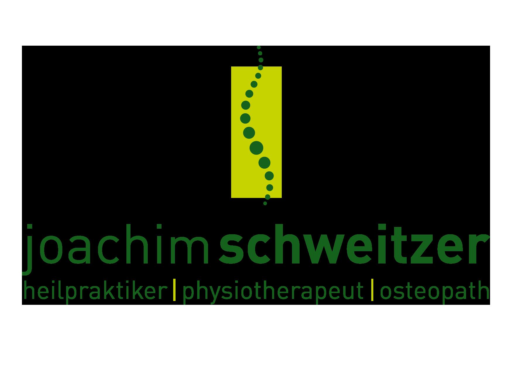 Joachim Schweitzer Logo | Werbeagentur Ritter