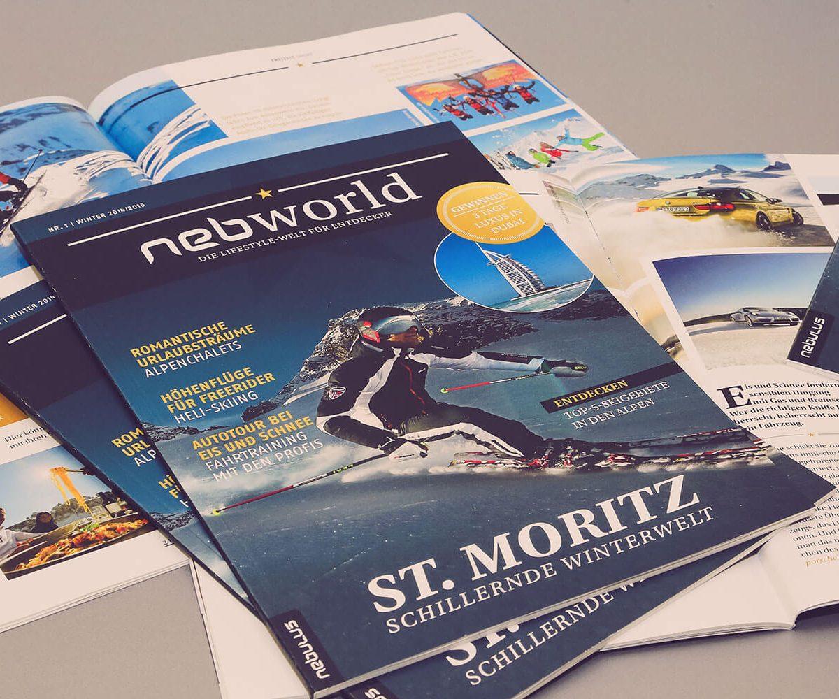 Kundenmagazin bzw. Kundenzeitung | Agentur Ritter