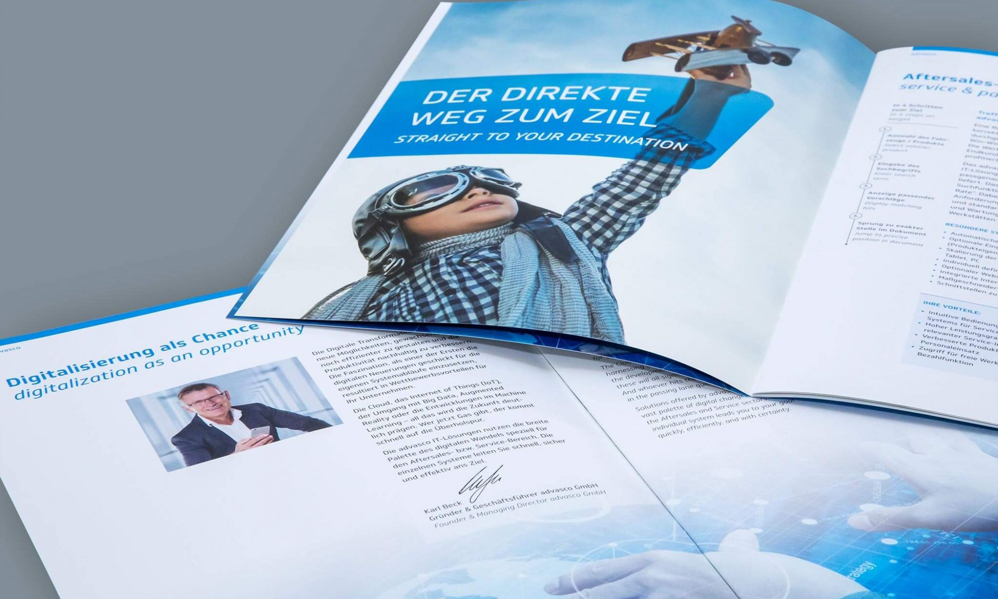 Printdesign - Werbeagentur Ritter in Deggendorf