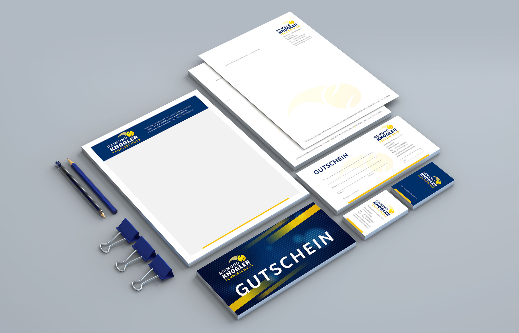 Raimund Knogler Corporate Design | Agentur Ritter
