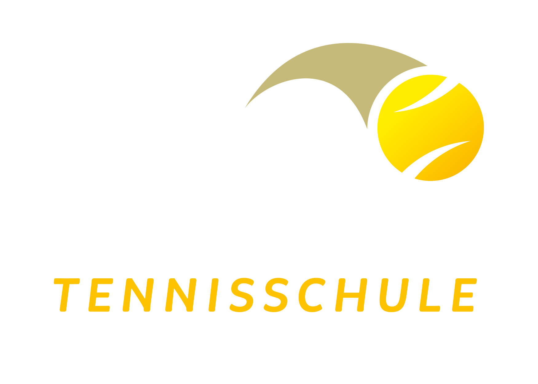 Tennisschule Raimund Knogler | Logo Werbeagentur Ritter