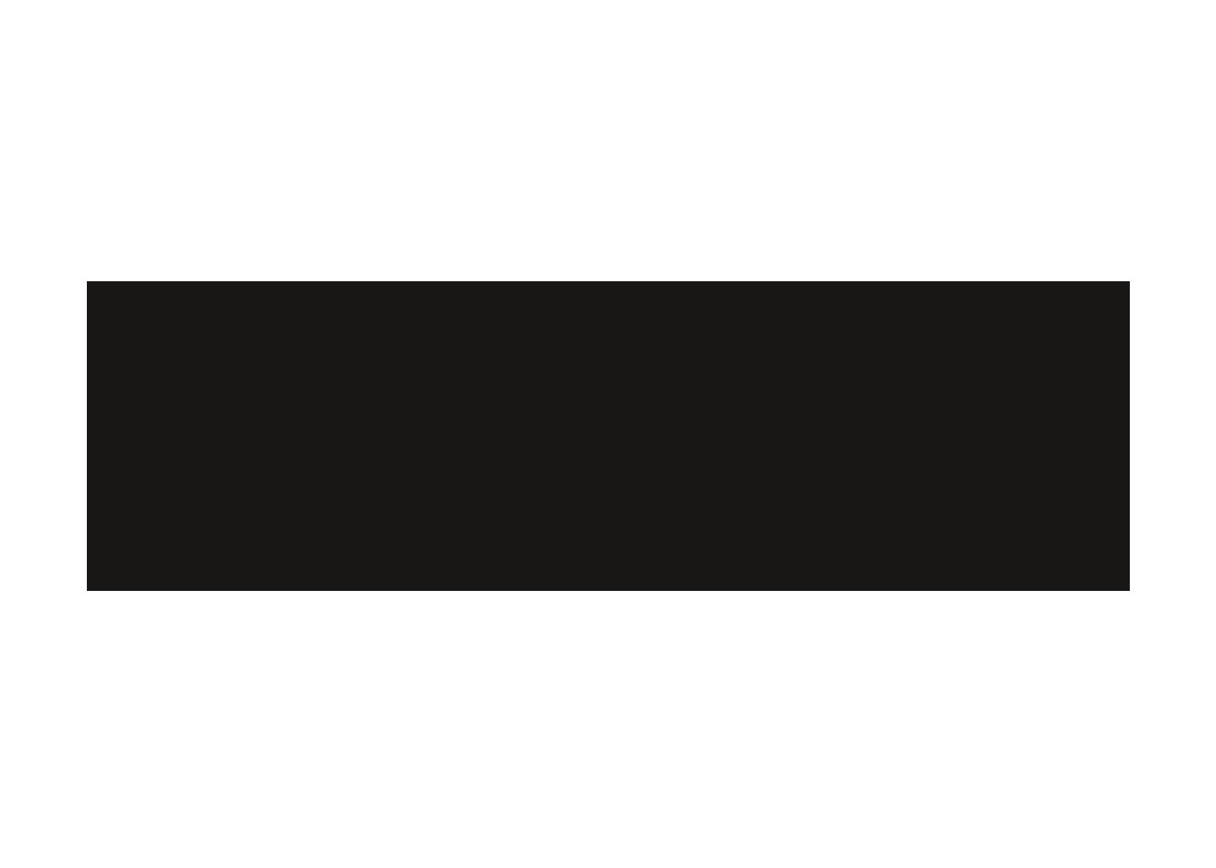 Logo Autohaus Huber - schwarz | Designagentur Ritter