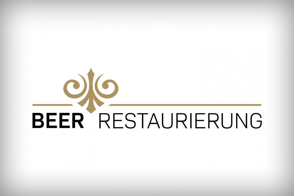 Beer Restaurierung München & Auerbach | Logo